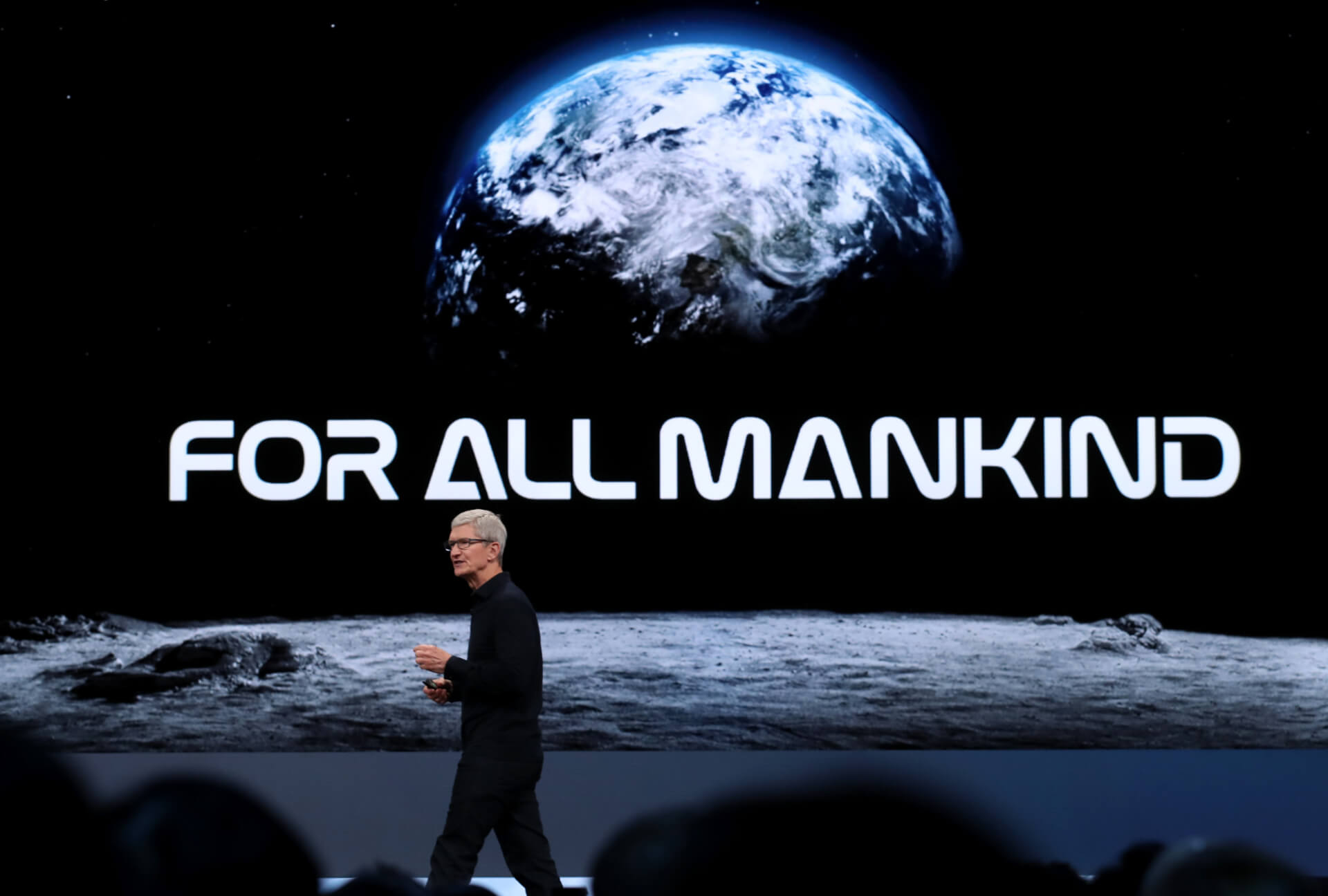 Apple TV+ originals won't be dictated by the company