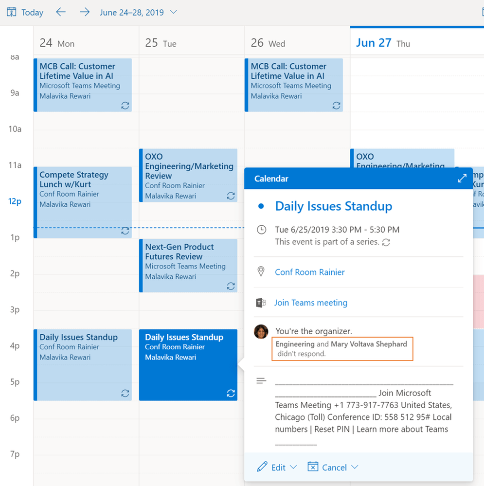 Microsoft is ready to roll out the new Outlook web with Dark Mode