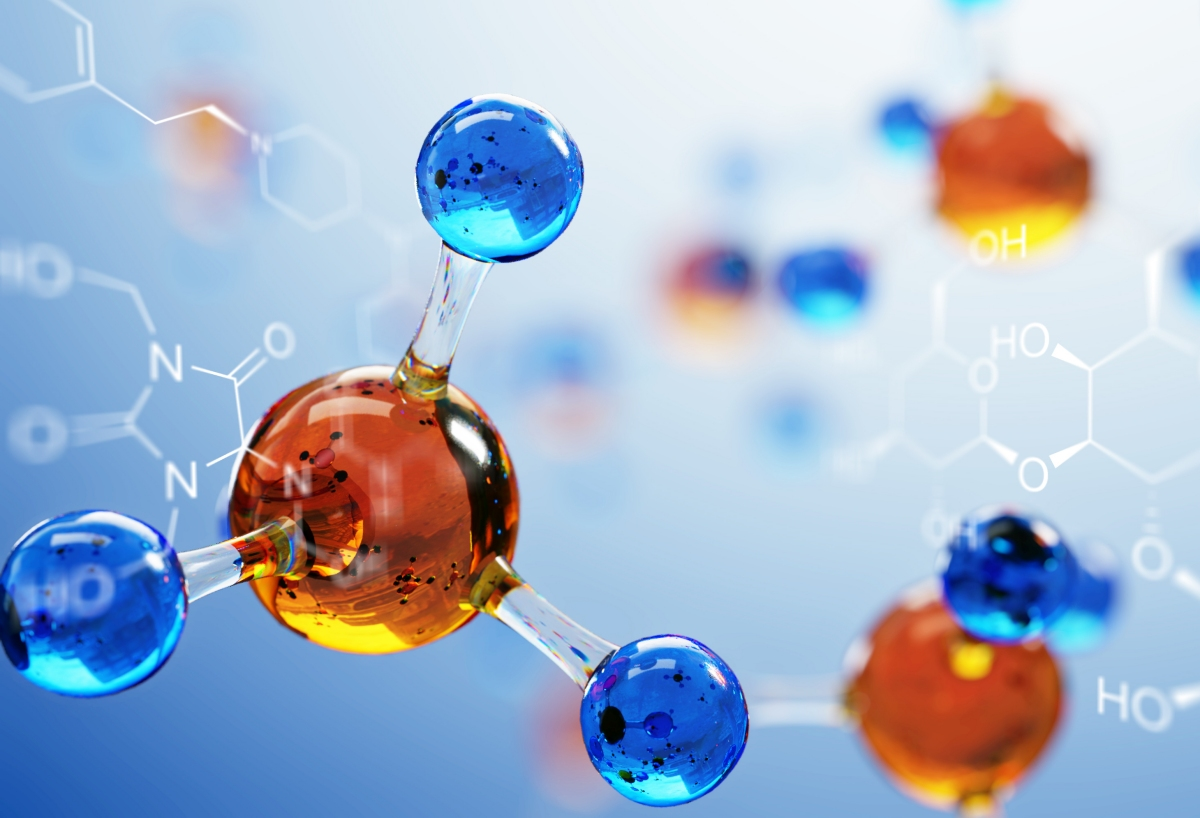 Scientists store data in molecules smaller than DNA