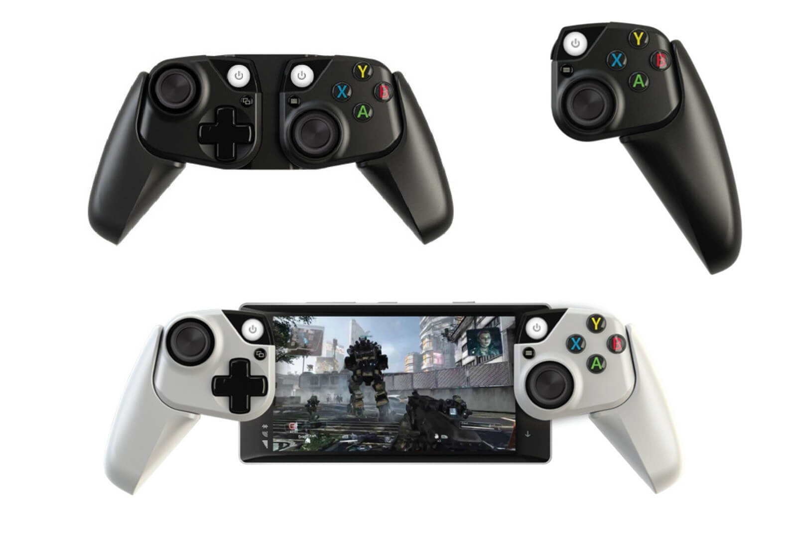 Microsoft is experimenting with controllers for mobile gaming