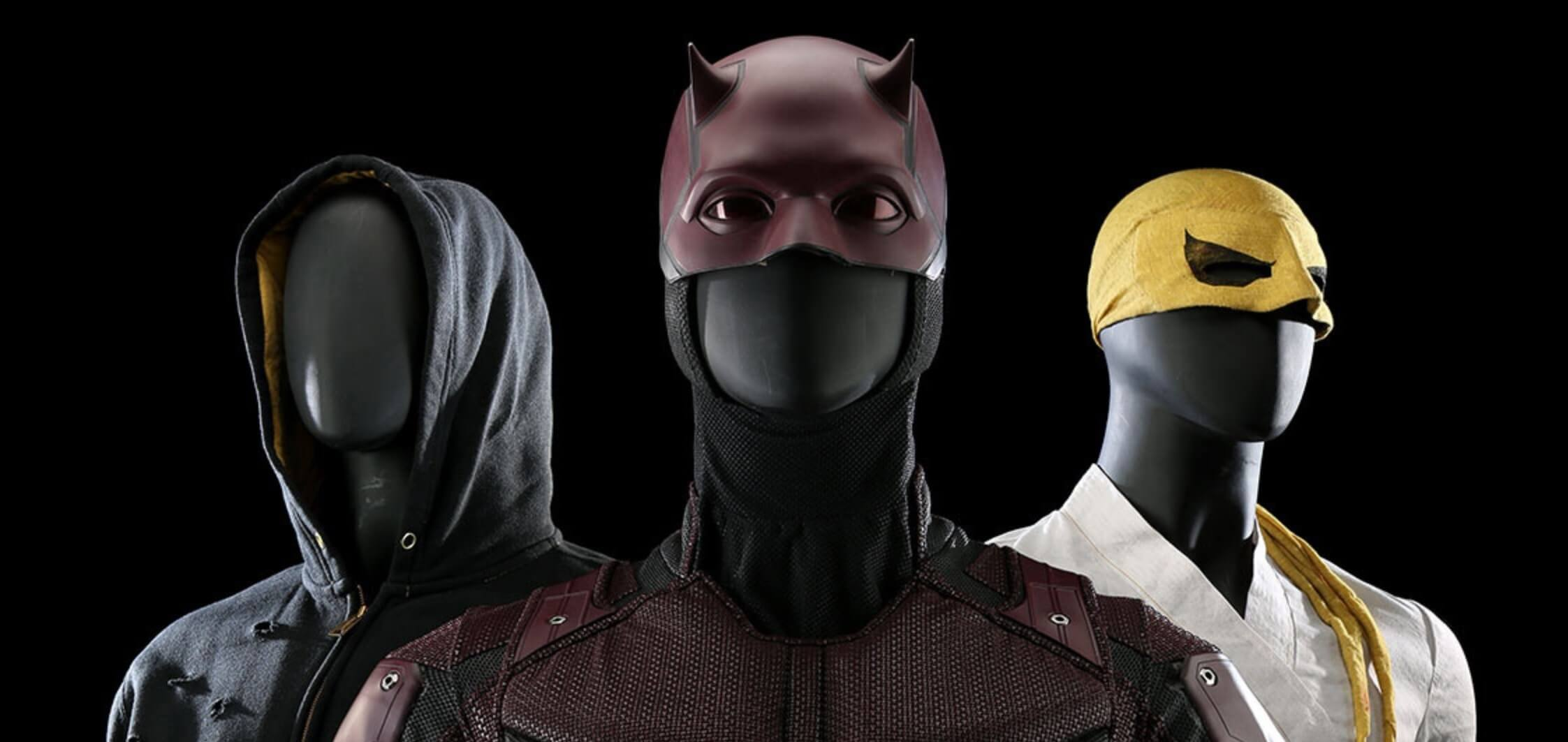 Props from canceled Marvel Netflix shows will be sold in