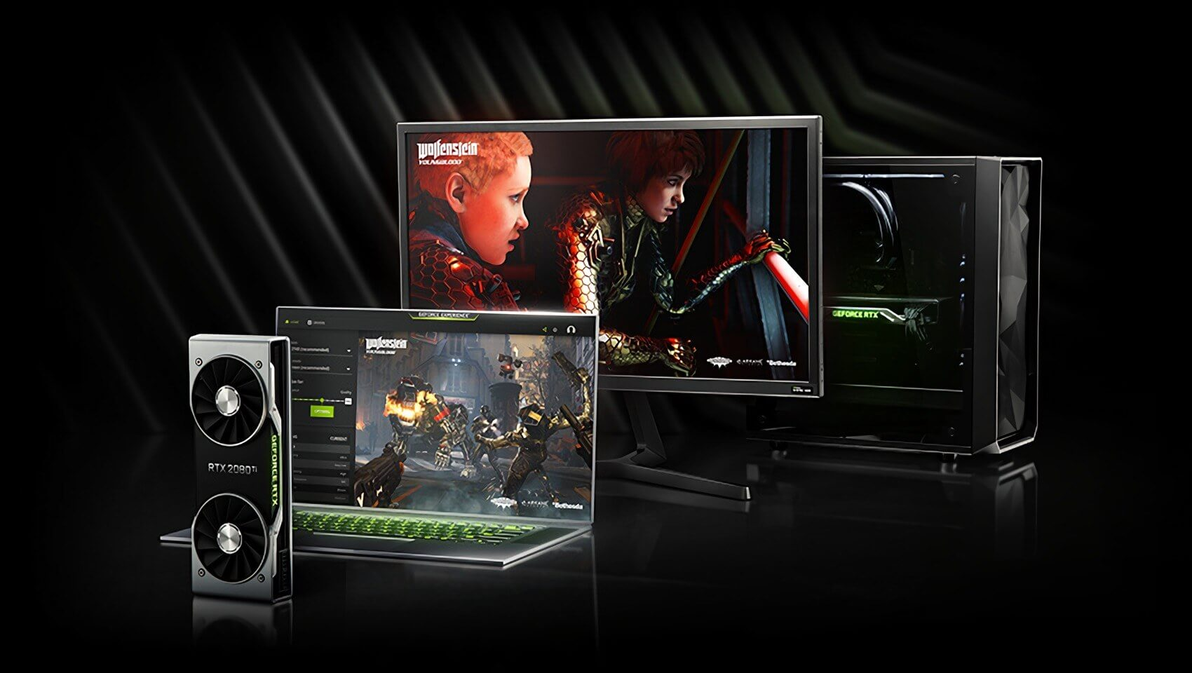 Nvidia to bundle two upcoming games with all RTX GPUs