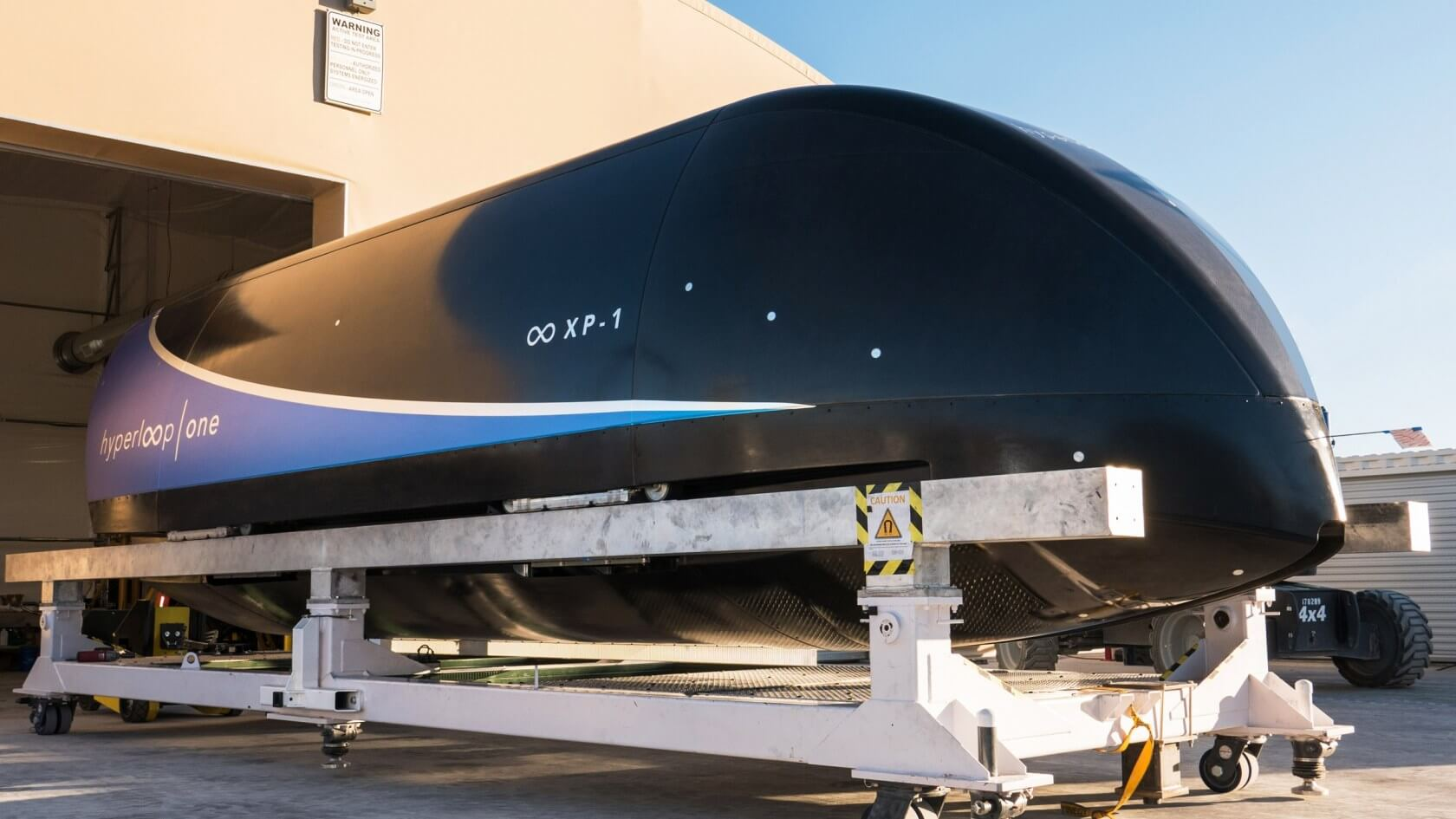 Hyperloop One aims to connect North Carolina's 'Research Triangle'