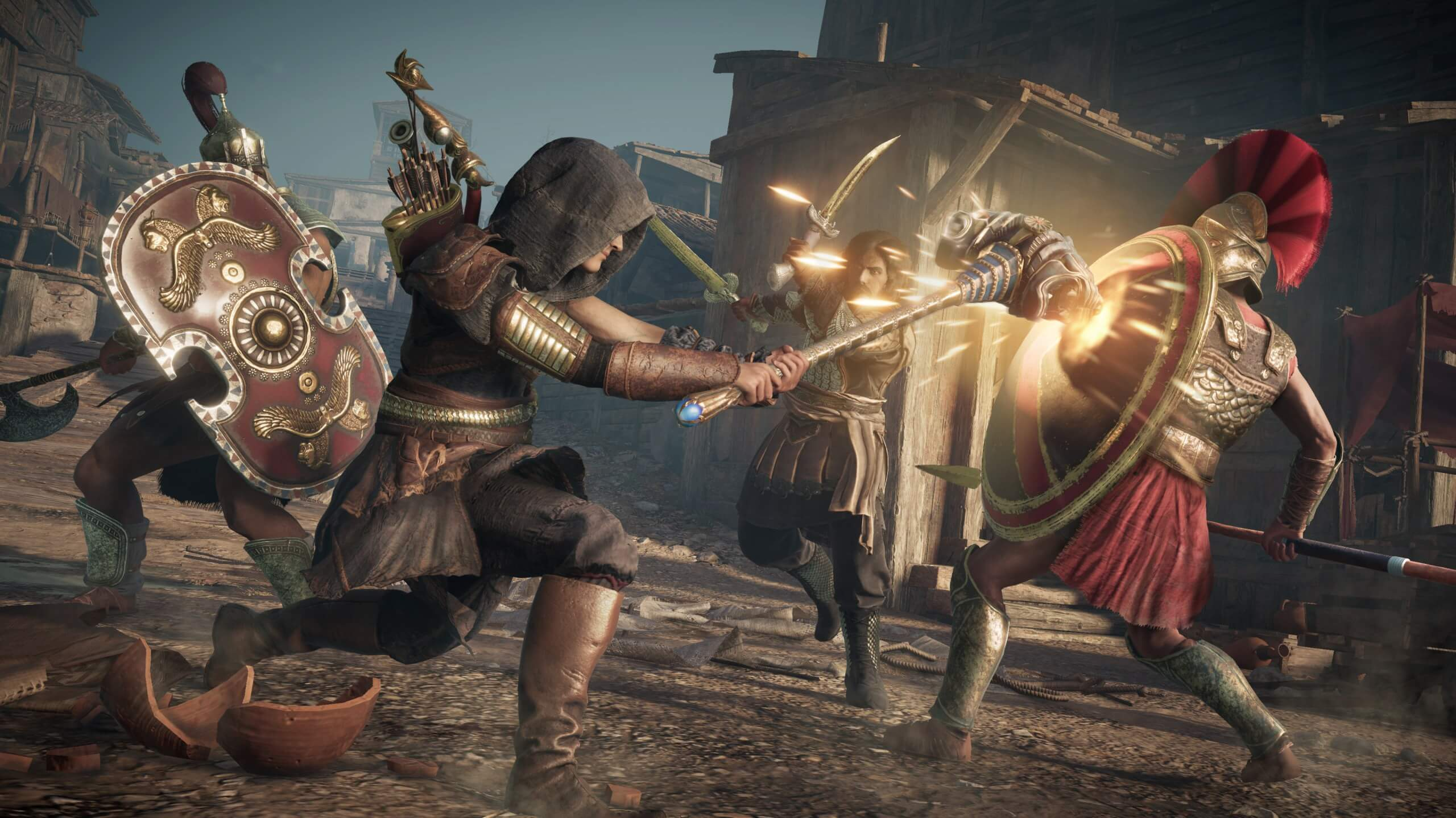 Ubisoft bans user-created XP-farming quests in Assassin's