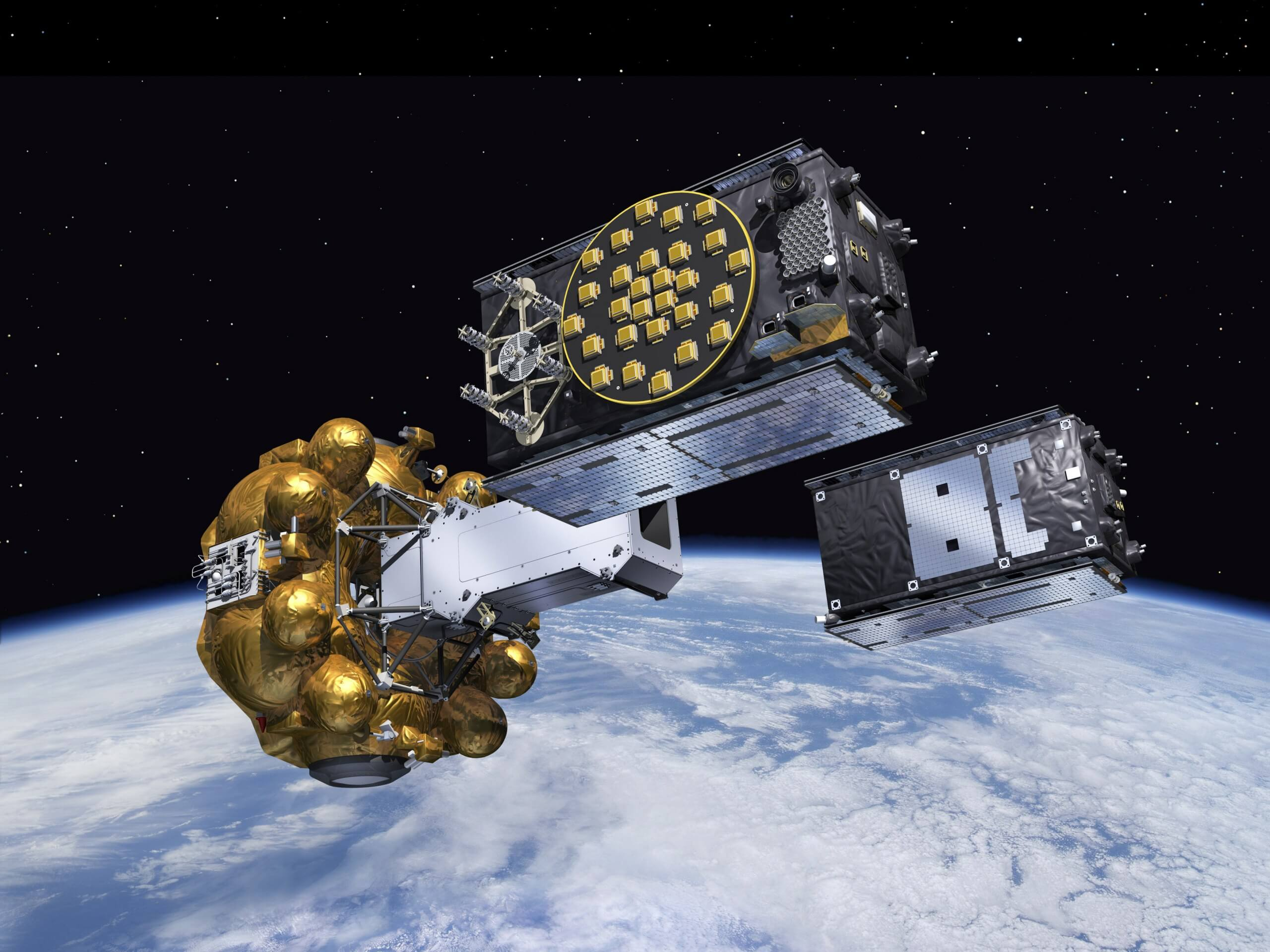Europe's Galileo GPS Satellite System Experiencing Major Outage