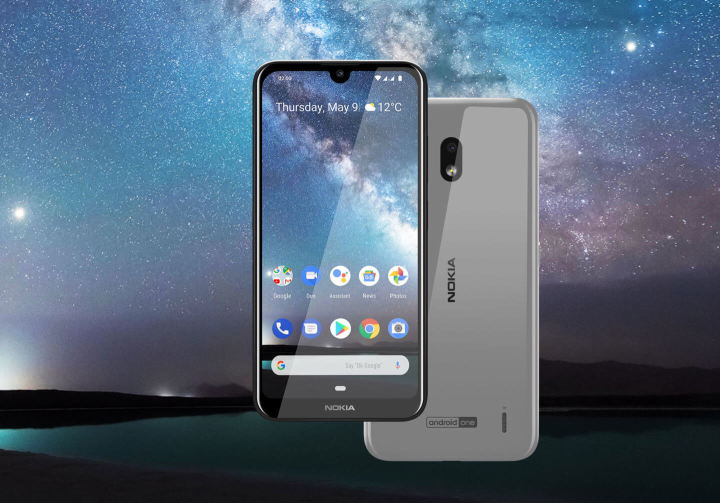 The Nokia 2.2 has a removable battery and is now available in the US for $139