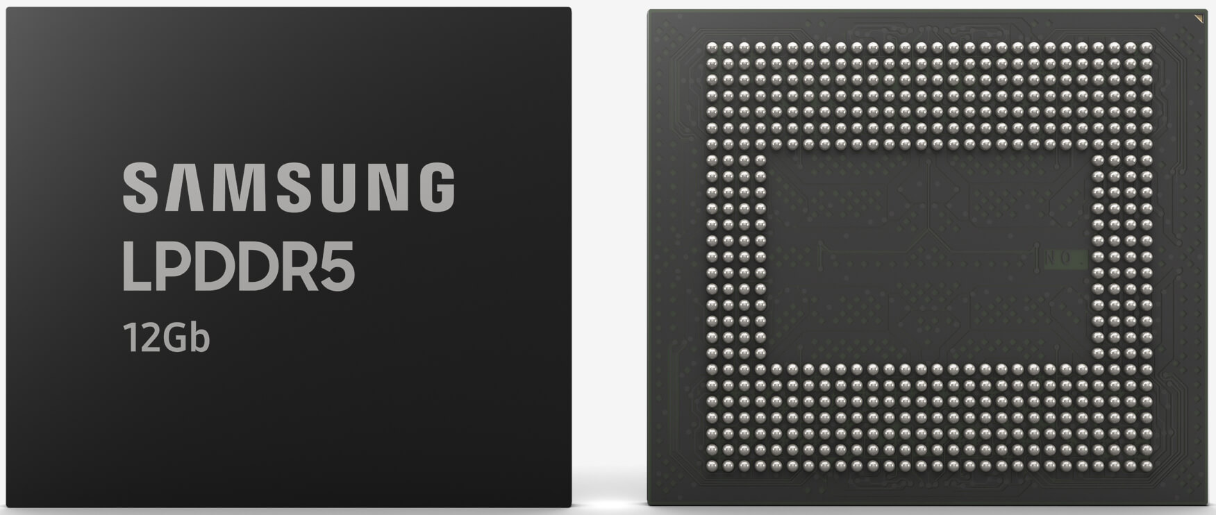 Samsung is now mass producing 12Gb LPDDR5 mobile DRAM optimized for 5G and AI