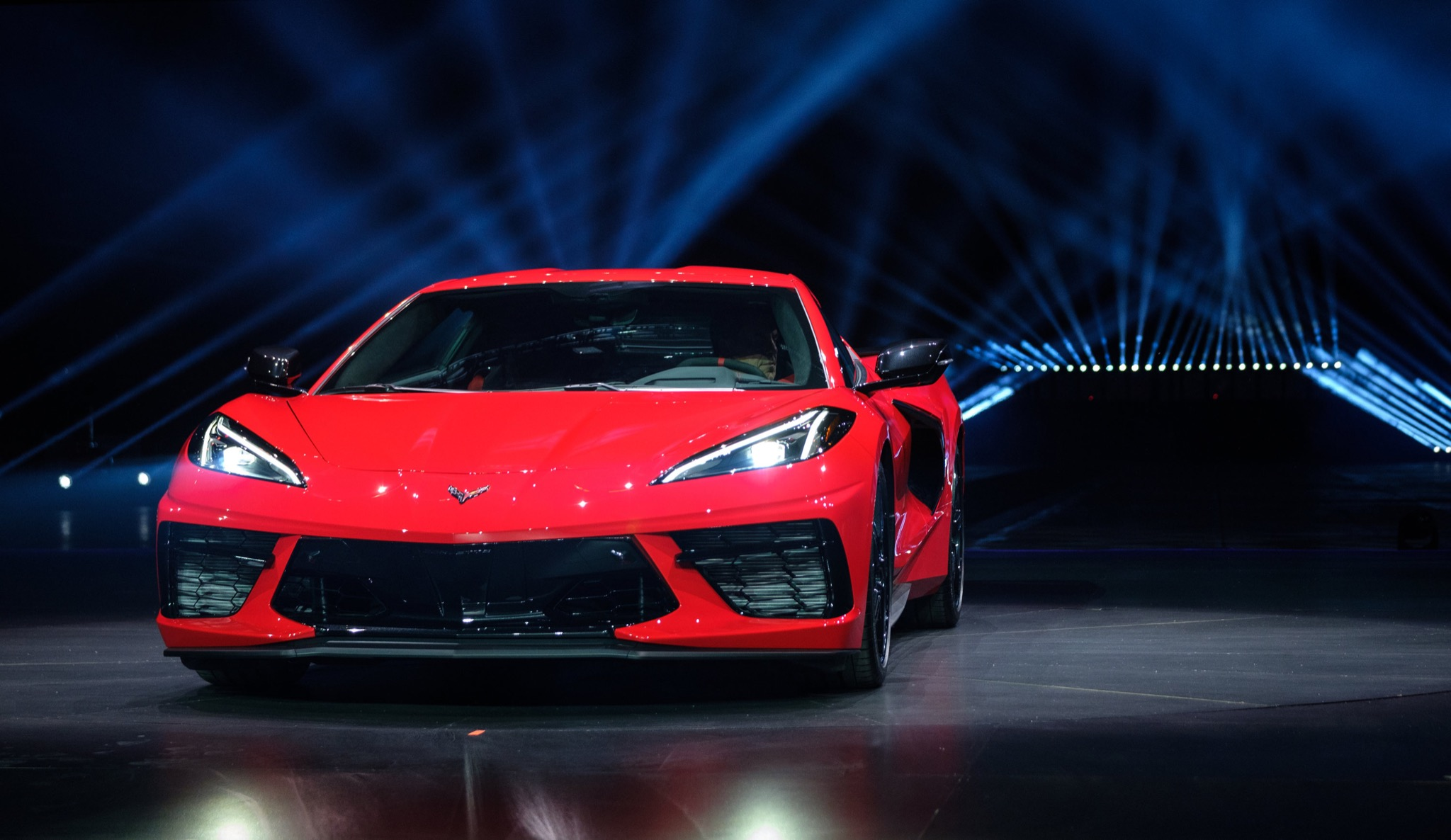 The 2020 Corvette is Chevy's first American supercar