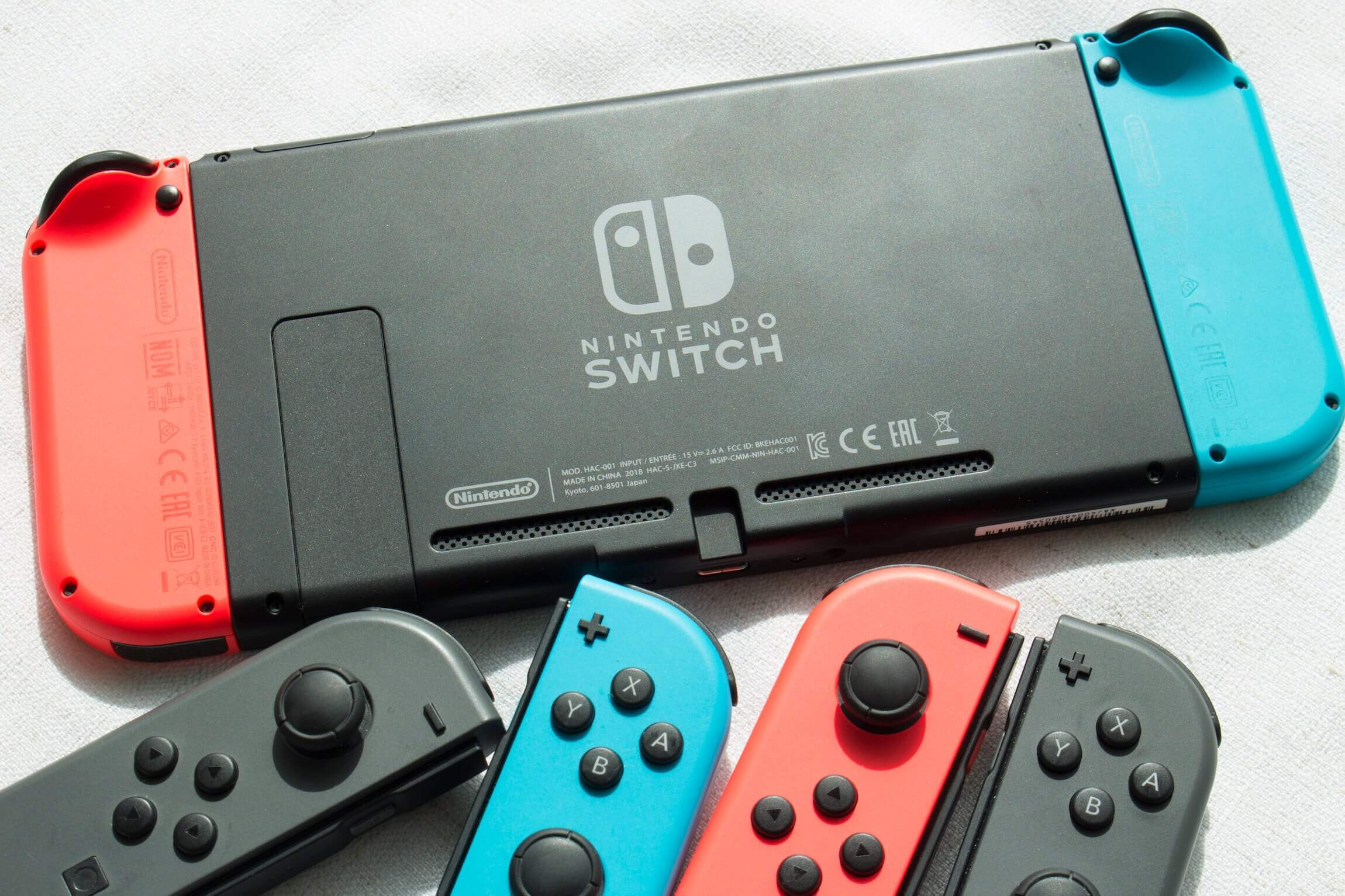 Nintendo faces class-action over long-standing controller issue