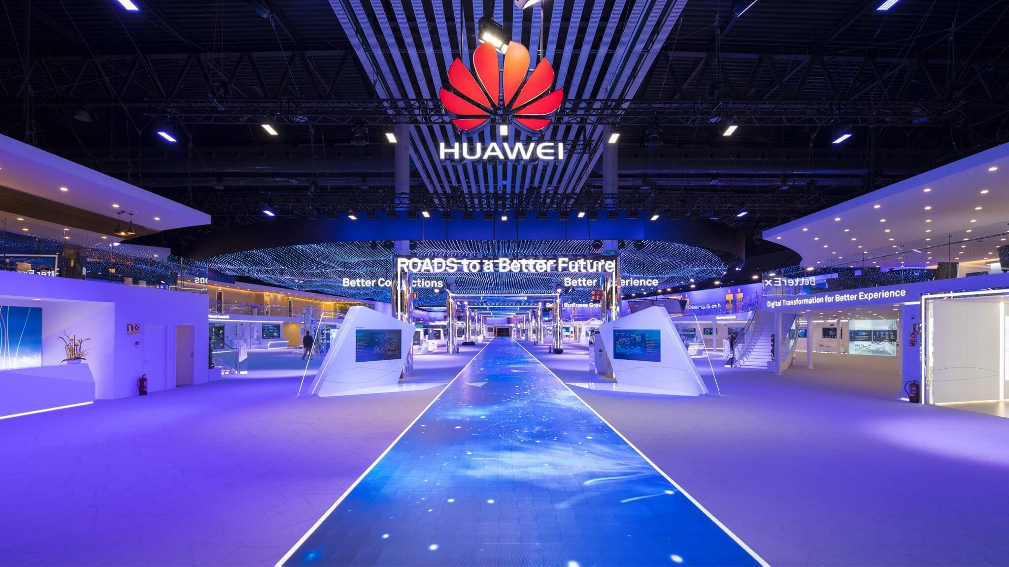 Huawei lays off over 600 workers from its Futurewei subsidiary in the U.S.
