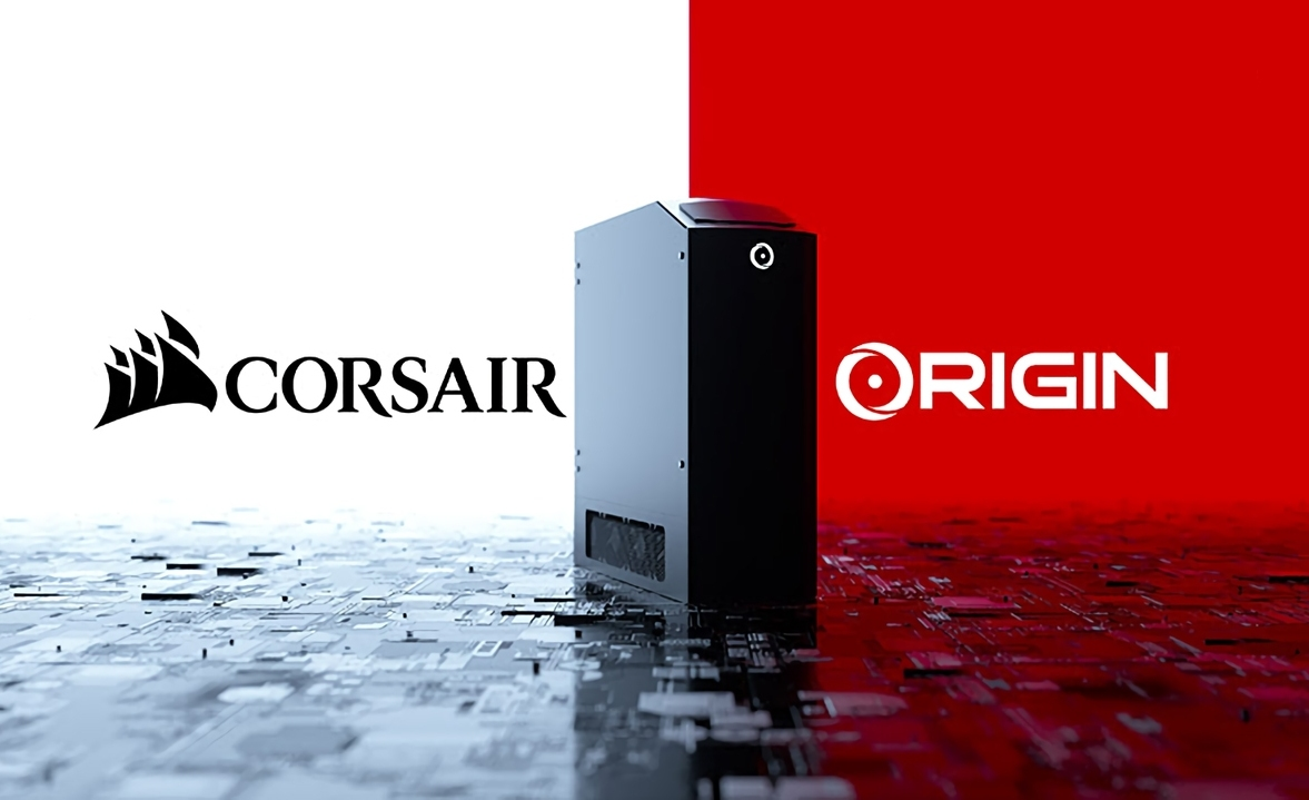 Corsair acquires Origin PC to build a better gaming computer