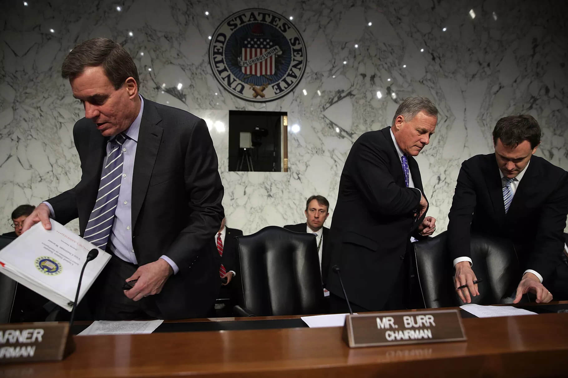 Senate Intelligence Committee report says Russia targeted election systems in all 50 states in 2016