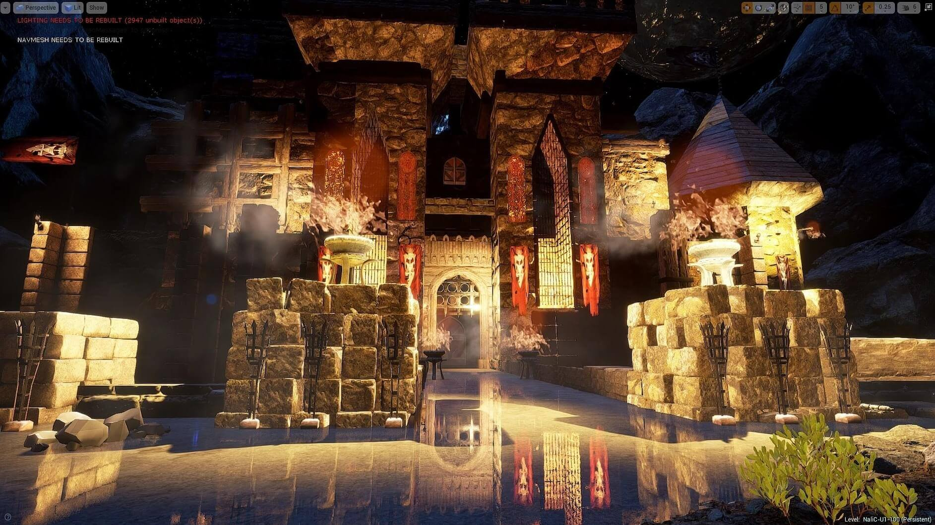 Someone is remaking the original Unreal with Unreal Engine 4