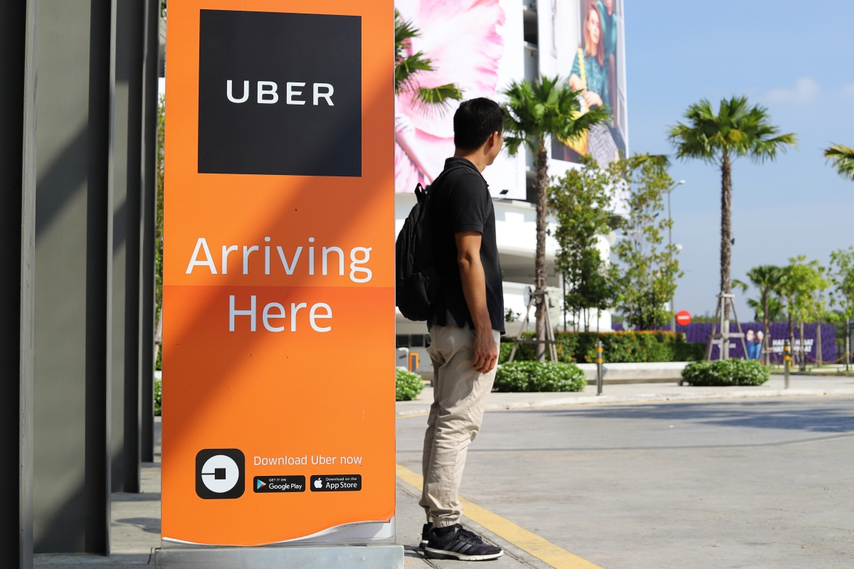 Uber has laid off a third of its global marketing team to