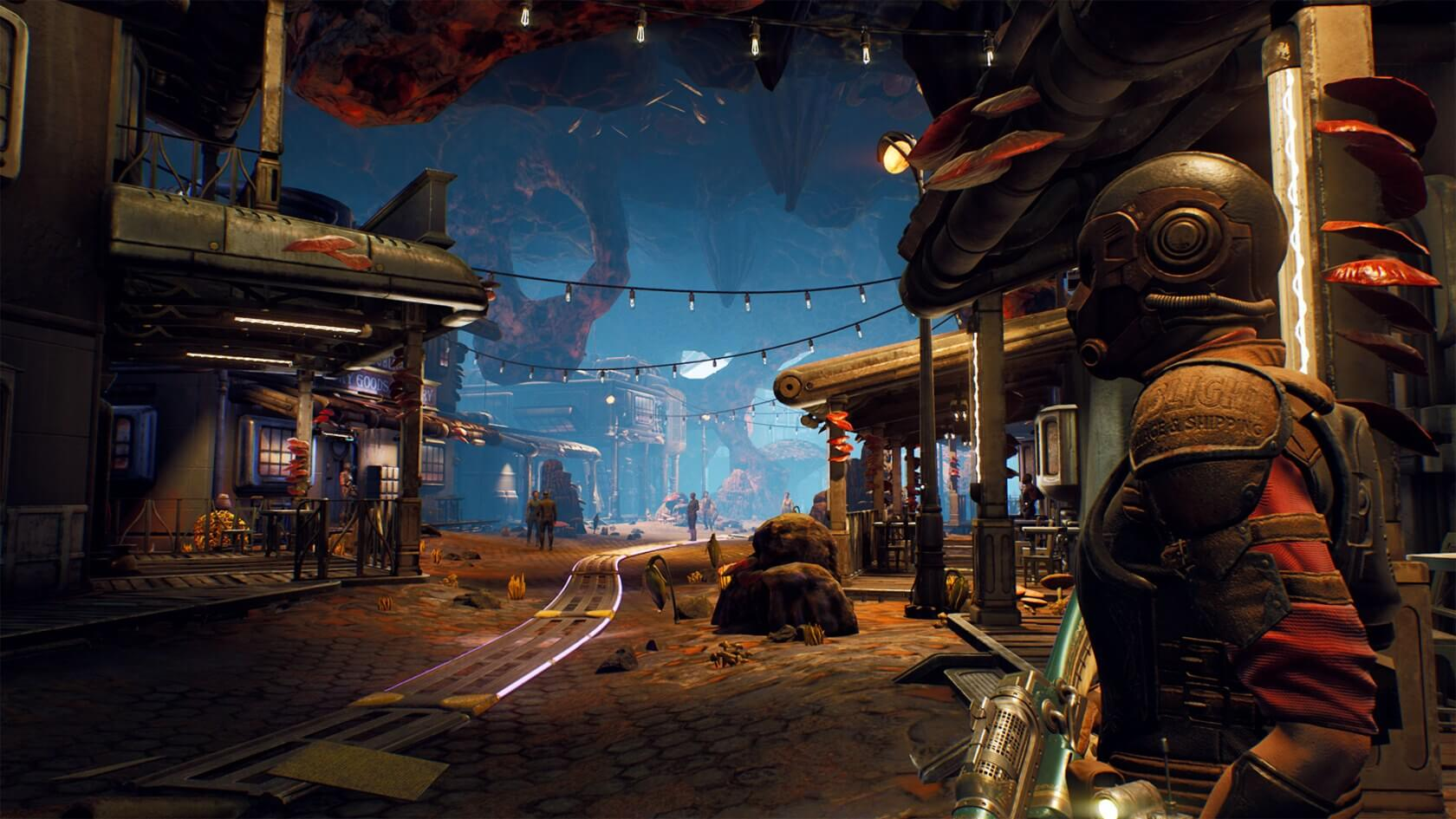 The Outer Worlds will let you kill everyone you meet