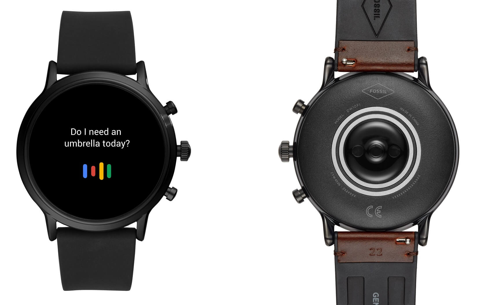 Fossil's latest smartwatch is almost as good as an Apple Watch