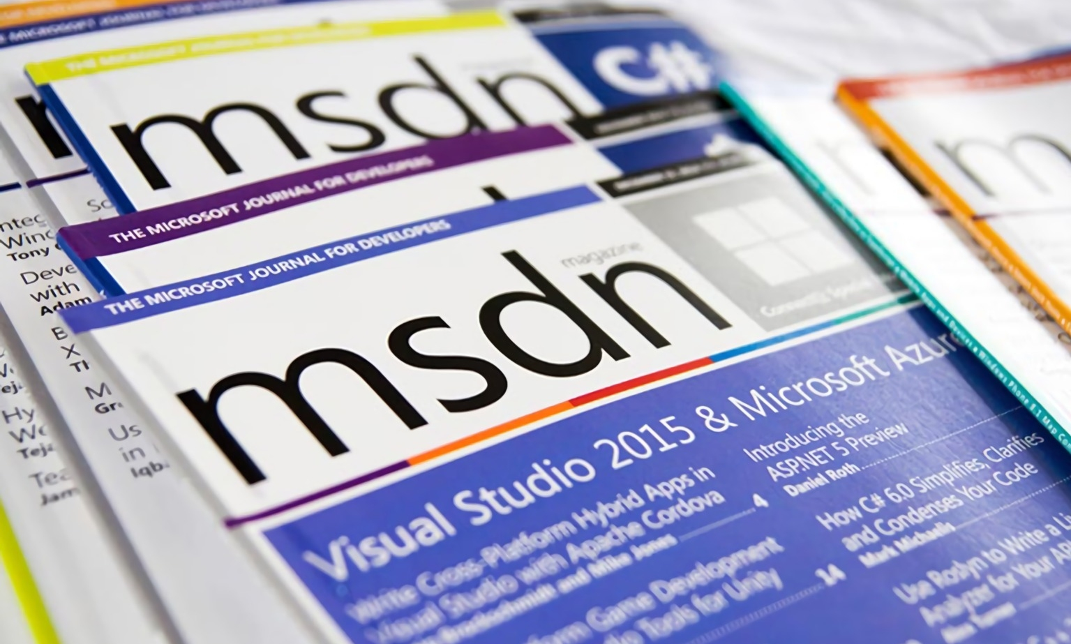 MSDN Magazine to end publication after 30+ year run - TechSpot