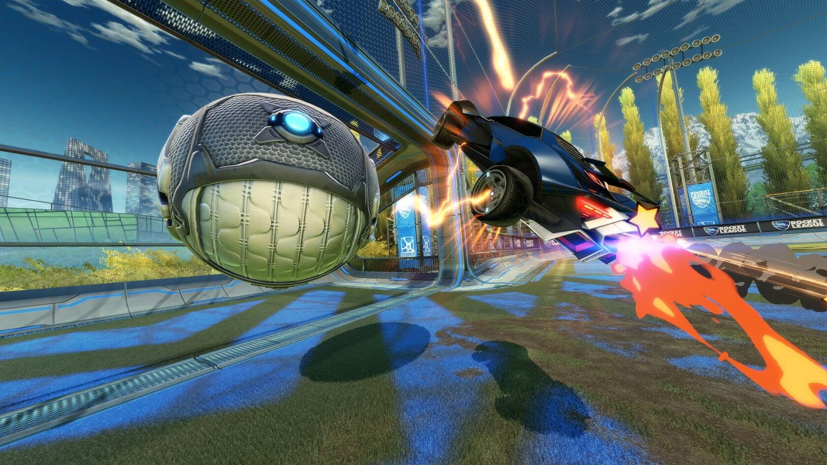 Psyonix is removing paid loot boxes from Rocket League