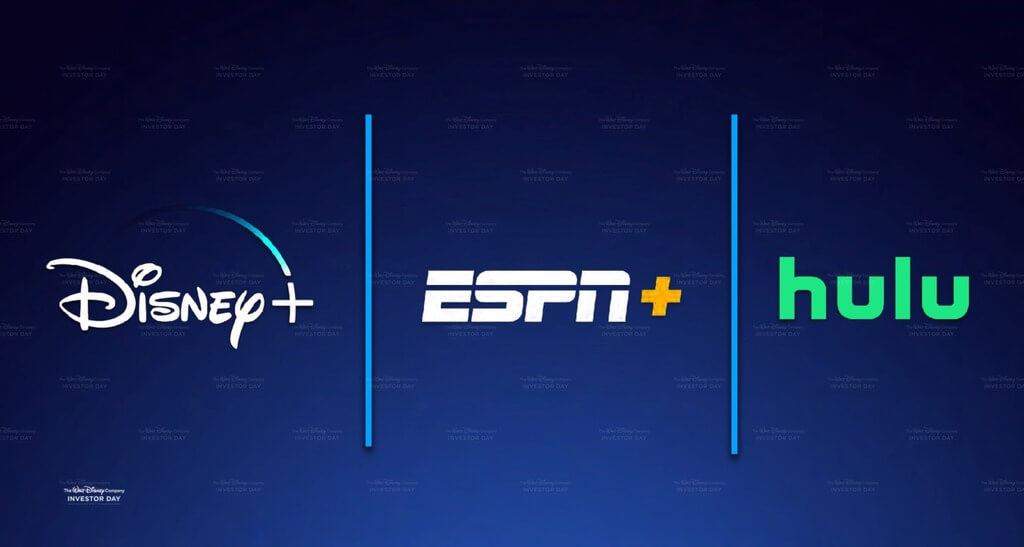 Disney+ will be a $12.99 bundle that includes Hulu and ESPN+