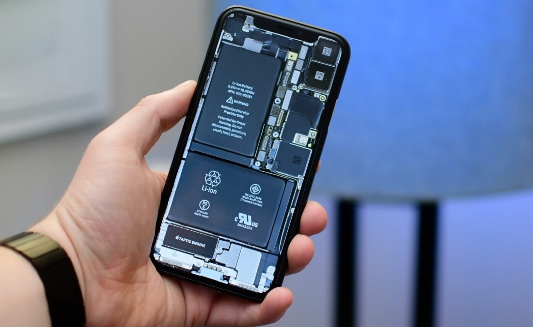 iFixit says Apple's new iPhones have a software lock to prevent third-party battery replacements