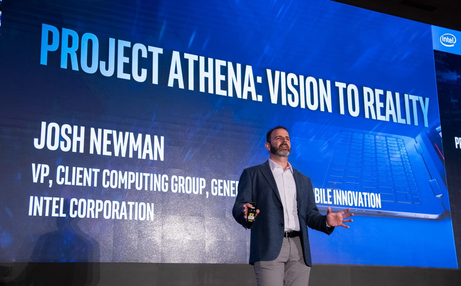 Intel introduces 'Engineered for Mobile Performance' label for Project Athena laptops