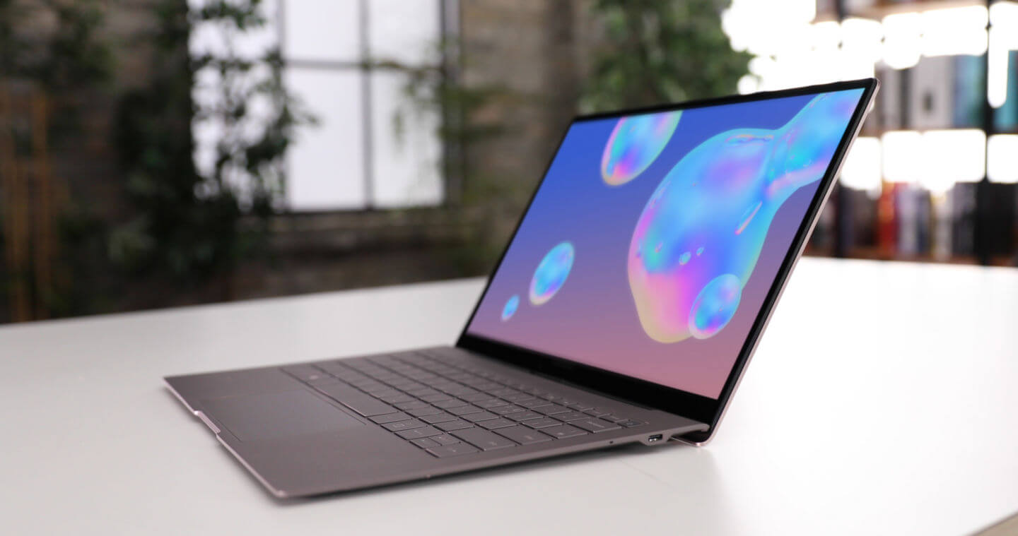 Samsung unpacks its first Snapdragon 8cx powered Galaxy Book S laptop