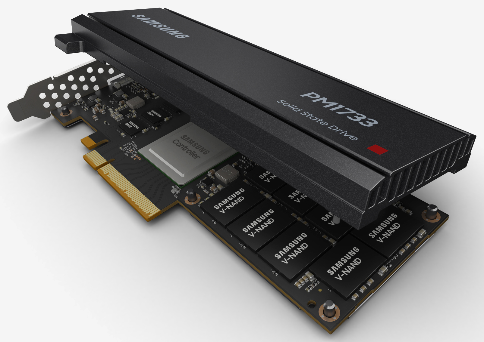 Samsung announces the PM1733 PCIe 4.0, the industry's highest performing SSD