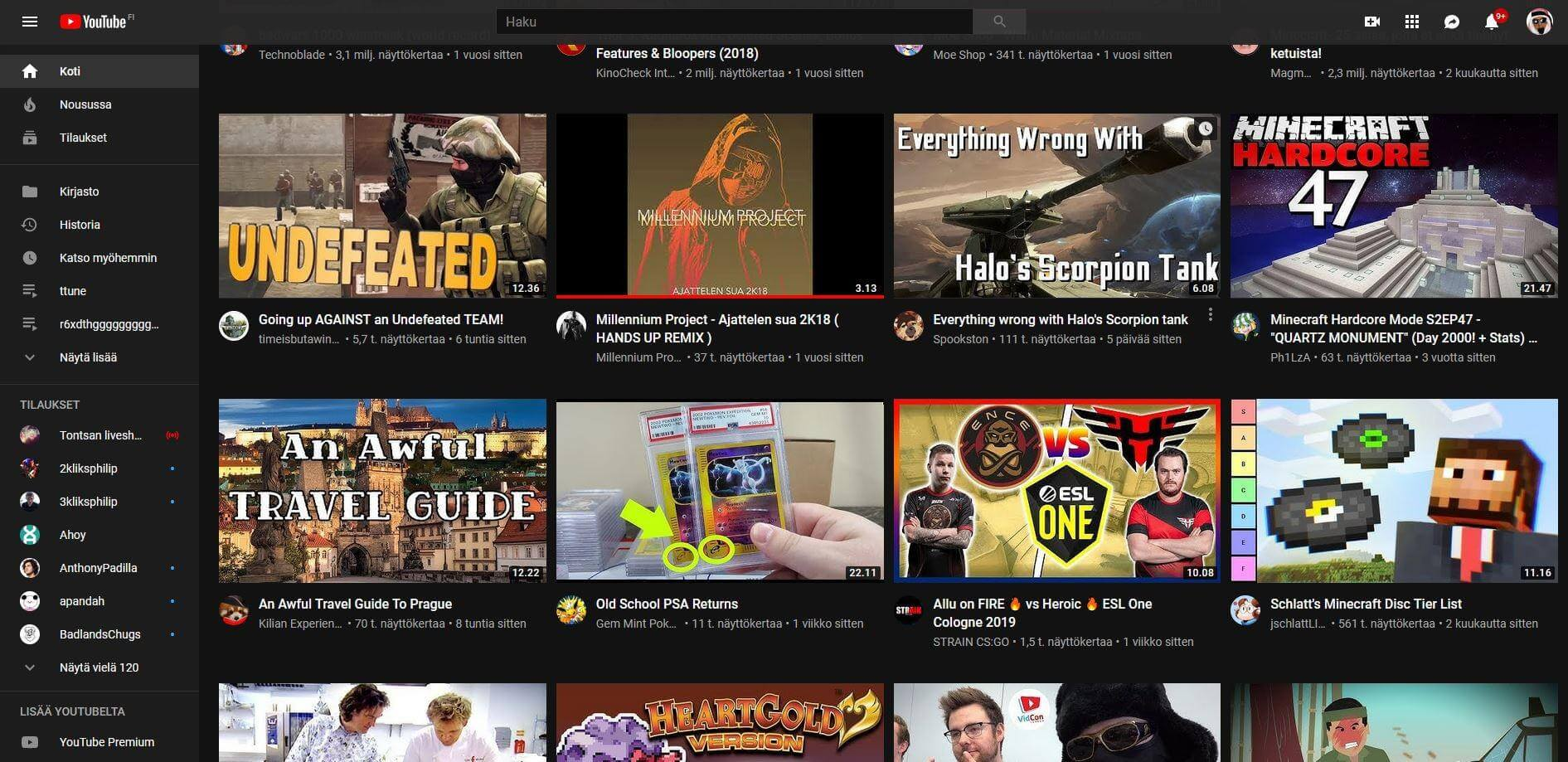 The Internet reacts: YouTube's big thumbnail layout looks