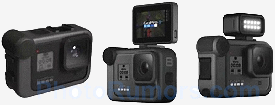 GoPro's next-gen action cameras spied in leaked photos