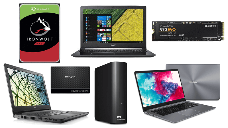 Back to School deals: Budget laptops from Acer, Dell, Asus, also storage on sale