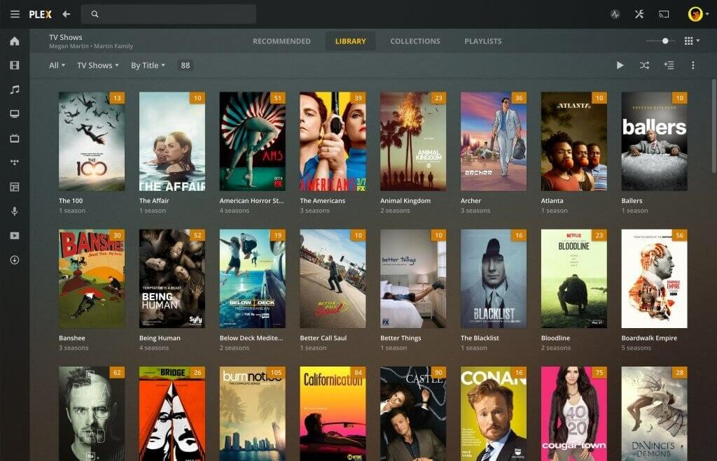 Plex gets a new desktop app with a sleek interface and