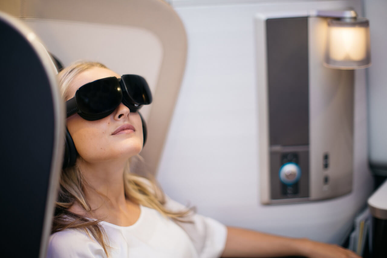 Virtual reality takes flight in British Airways trial
