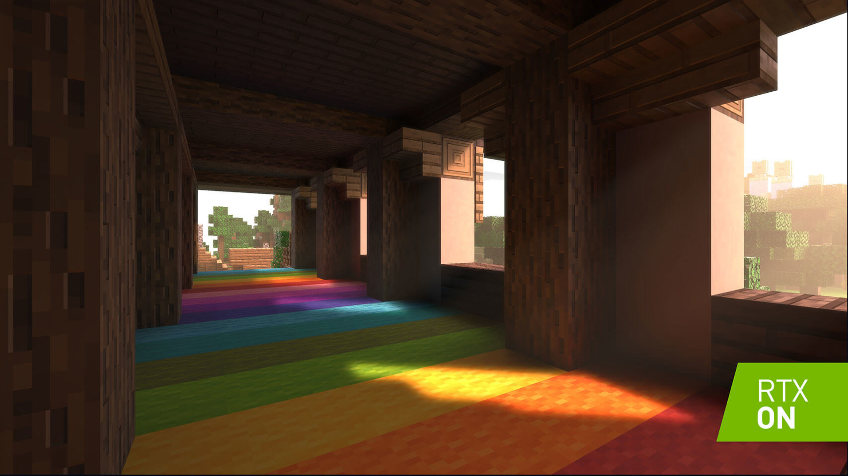 Minecraft to receive official ray tracing support - TechSpot