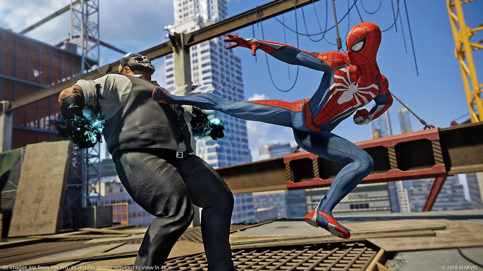 Sony purchases Insomniac, developer behind PS4-exclusive Spider-Man