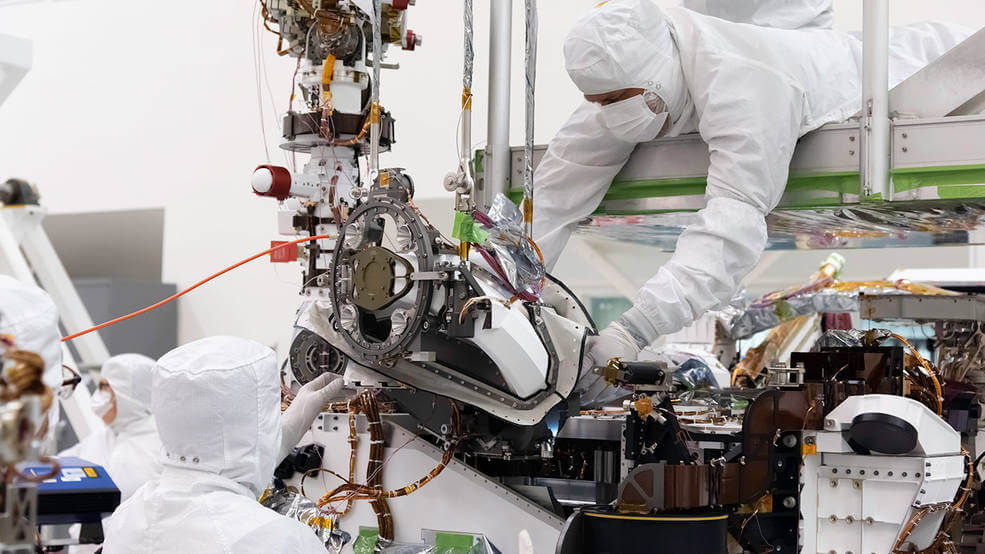 NASA adds robotic toolkit to its Mars 2020 Rover