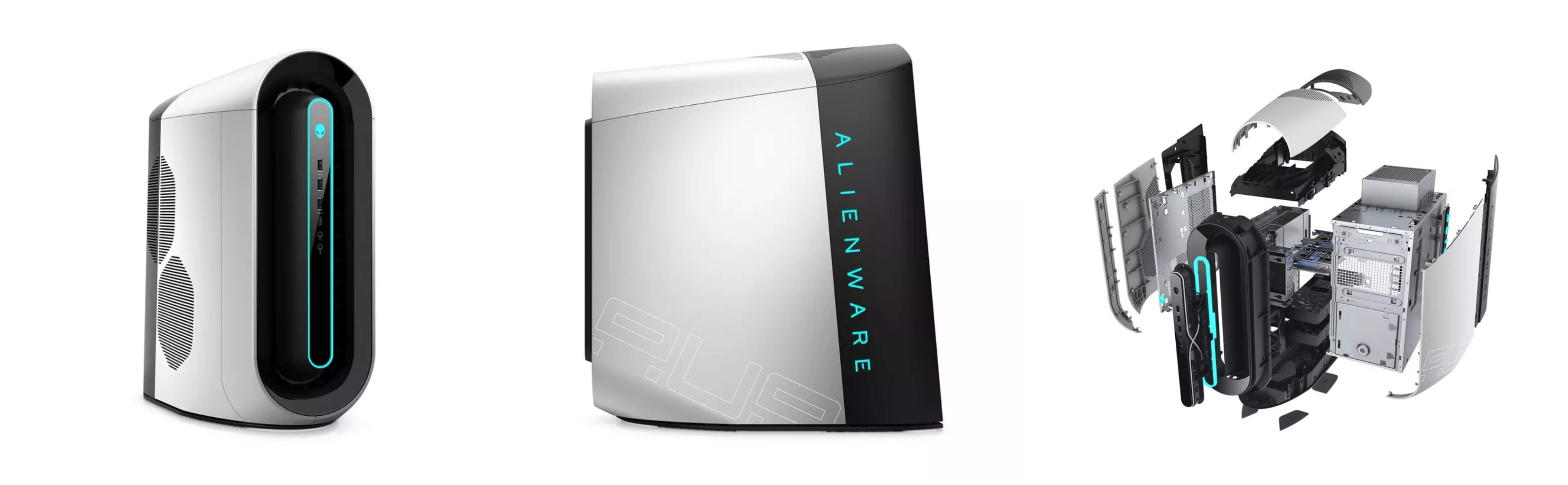 Alienware Refreshes The Aurora R9 Gaming Pc And Other Hardware With Its Legend Design Aesthetic