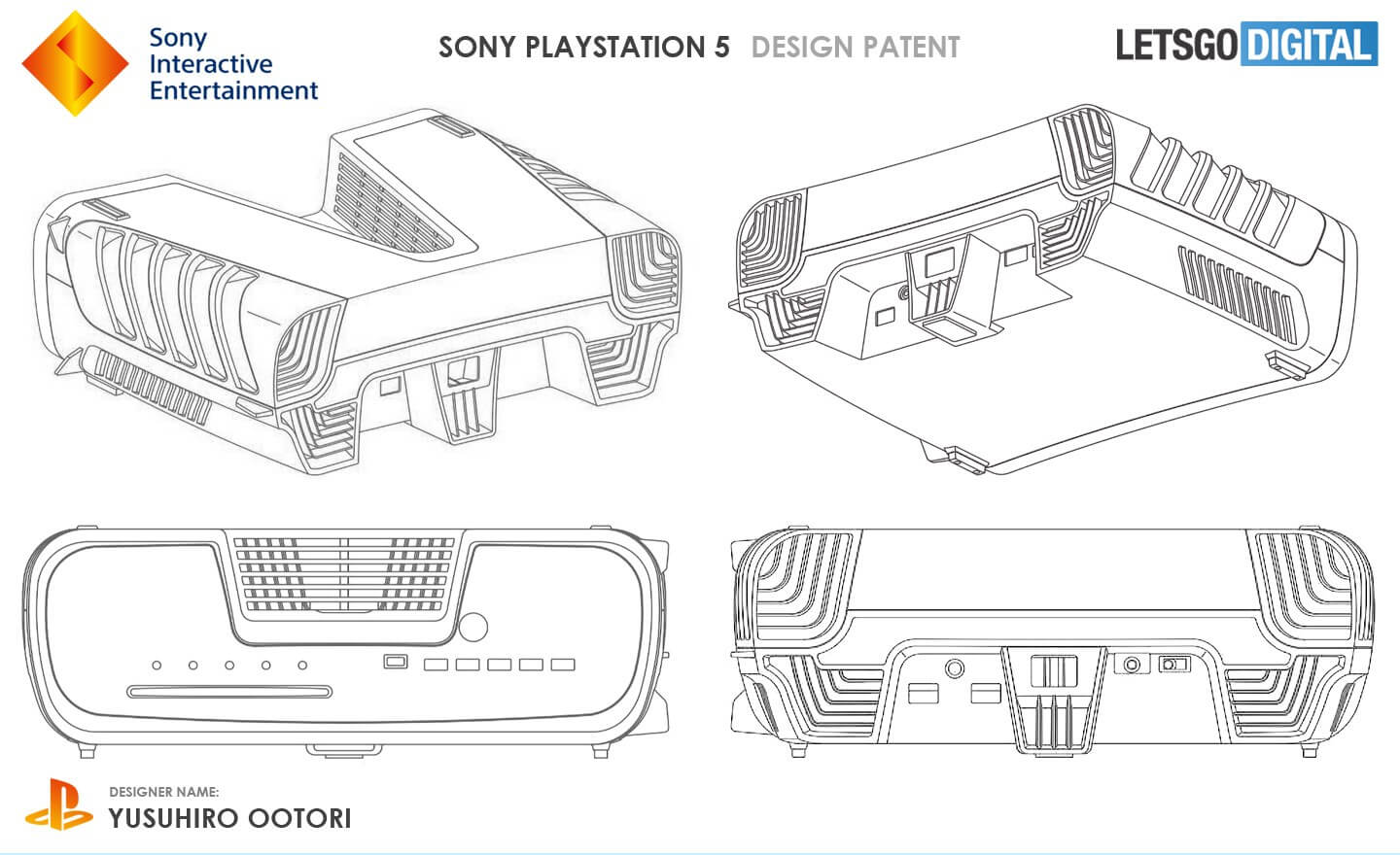 Sony confirms PlayStation 5 name, release date, ray tracing, and new controller features