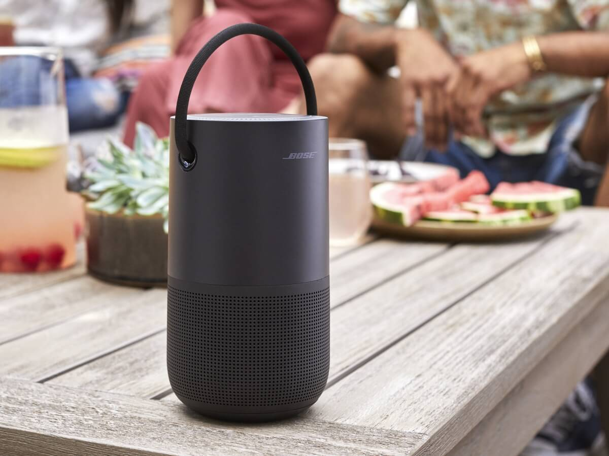 Bose's new Portable Home Speaker offers 12 hours of wireless playback