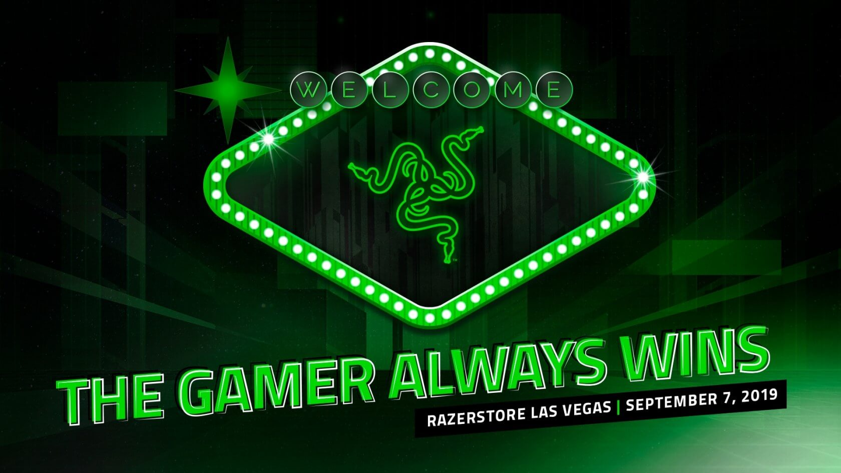 Razer is opening up a retail store in Las Vegas this fall