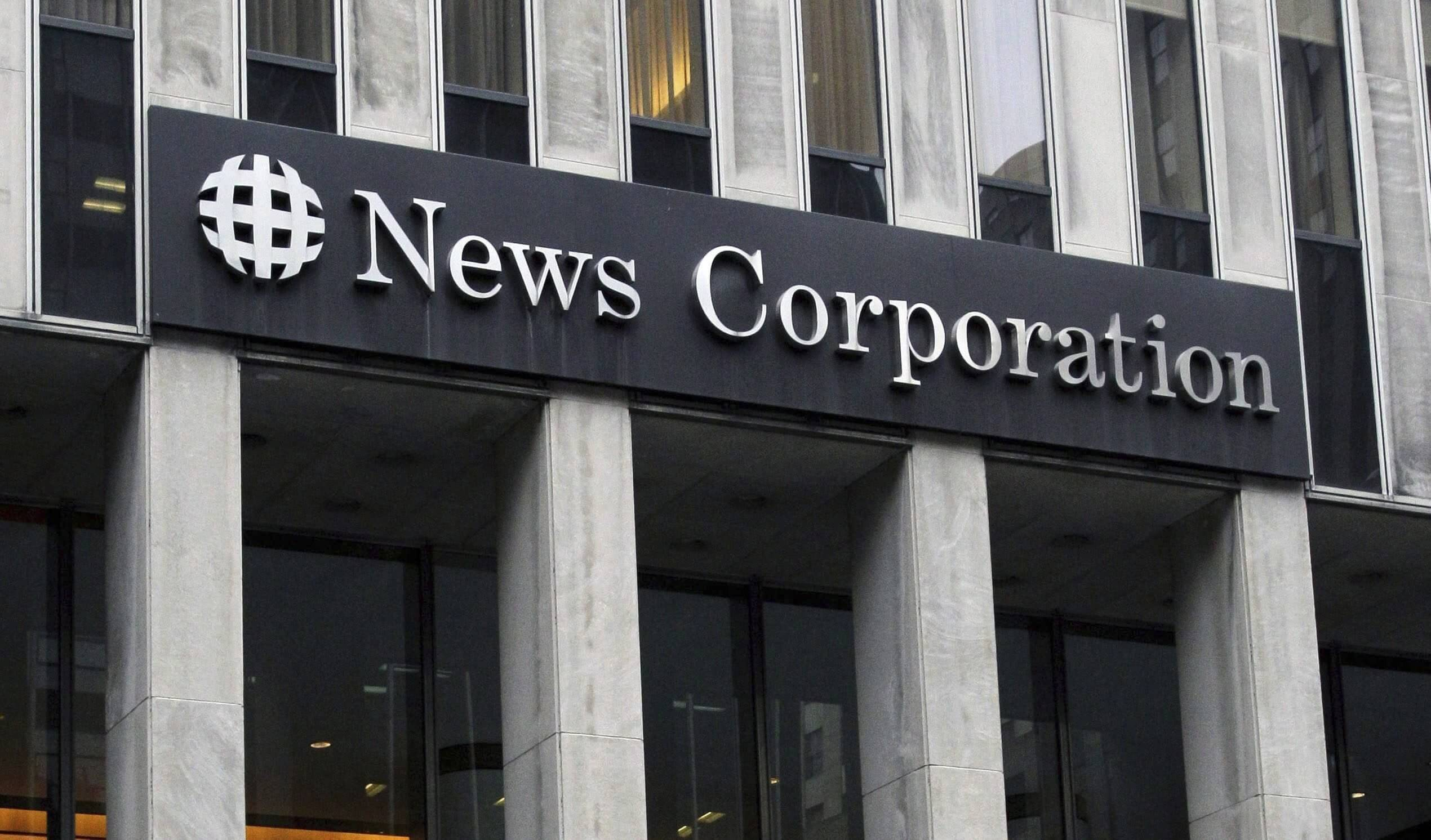 News Corp to launch a news aggregation service called 'Knewz'