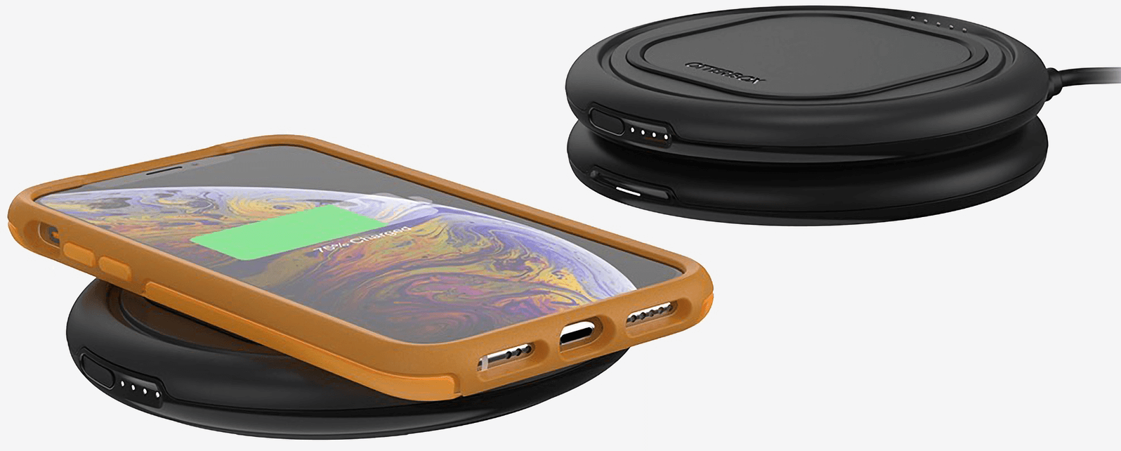 OtterBox's latest is a stackable, wireless charging battery system