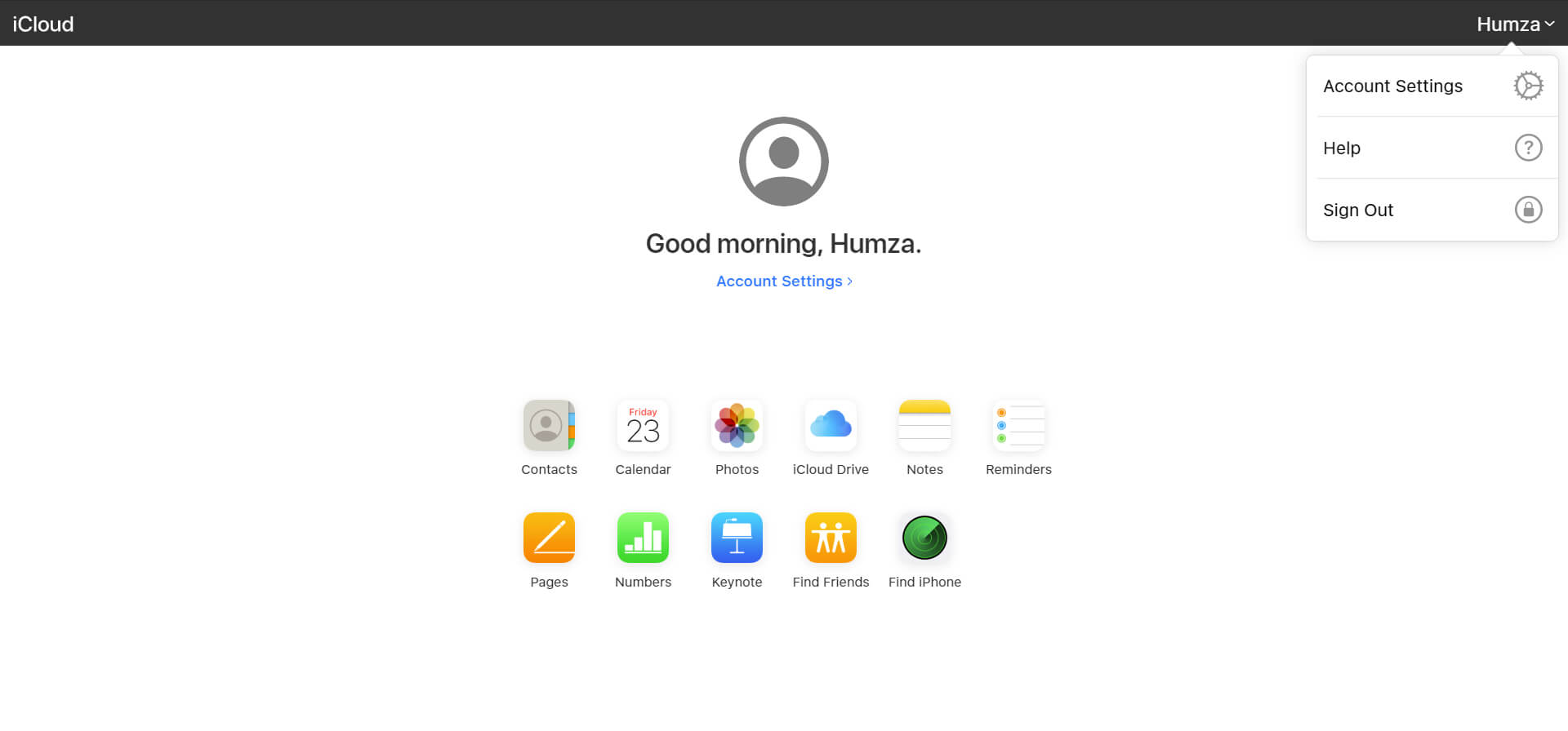 Apple betas a new interface for iCloud web