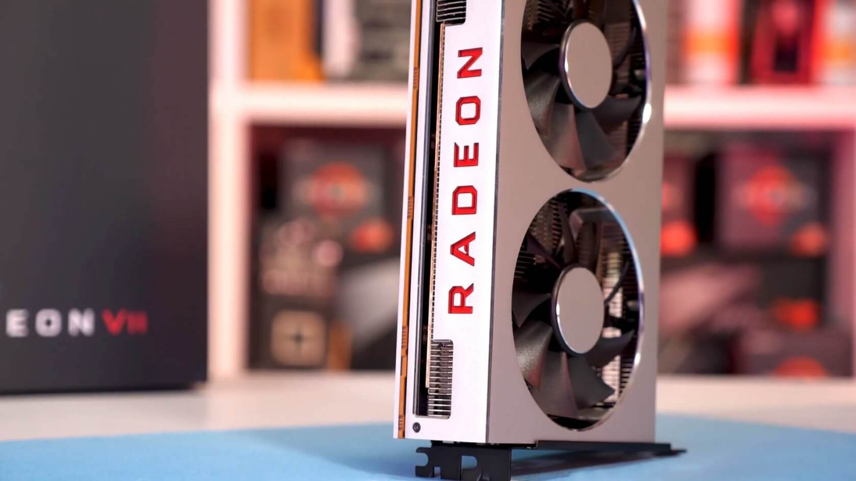 AMD's Radeon VII has reached end of life, probably