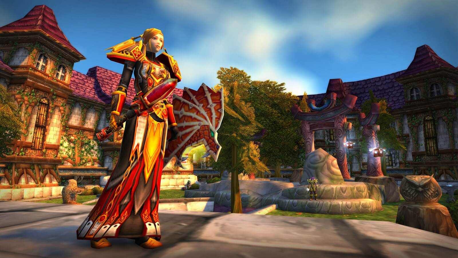 World of Warcraft Classic is now live, but good luck getting in