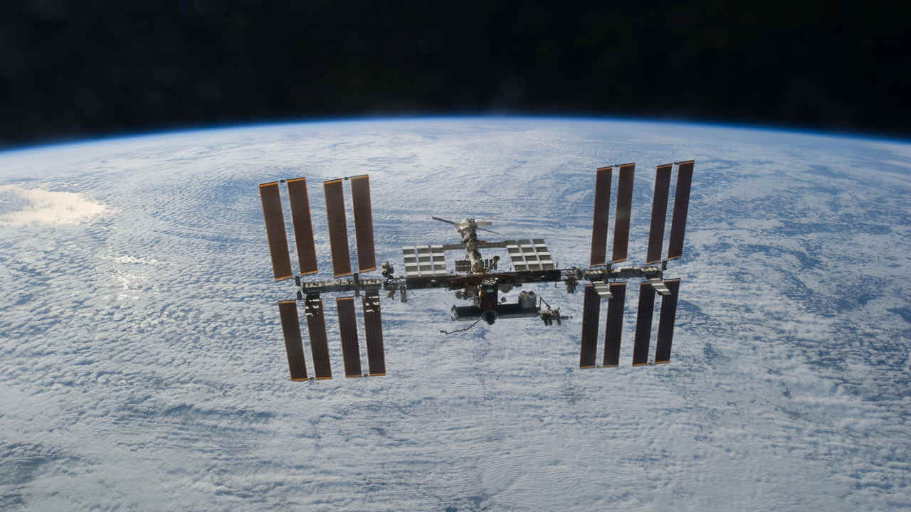 NASA doubles the ISS data rate to 600Mbps