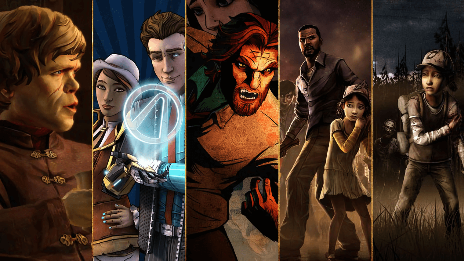 Telltale Games To Be Resurrected By LCG Entertainment