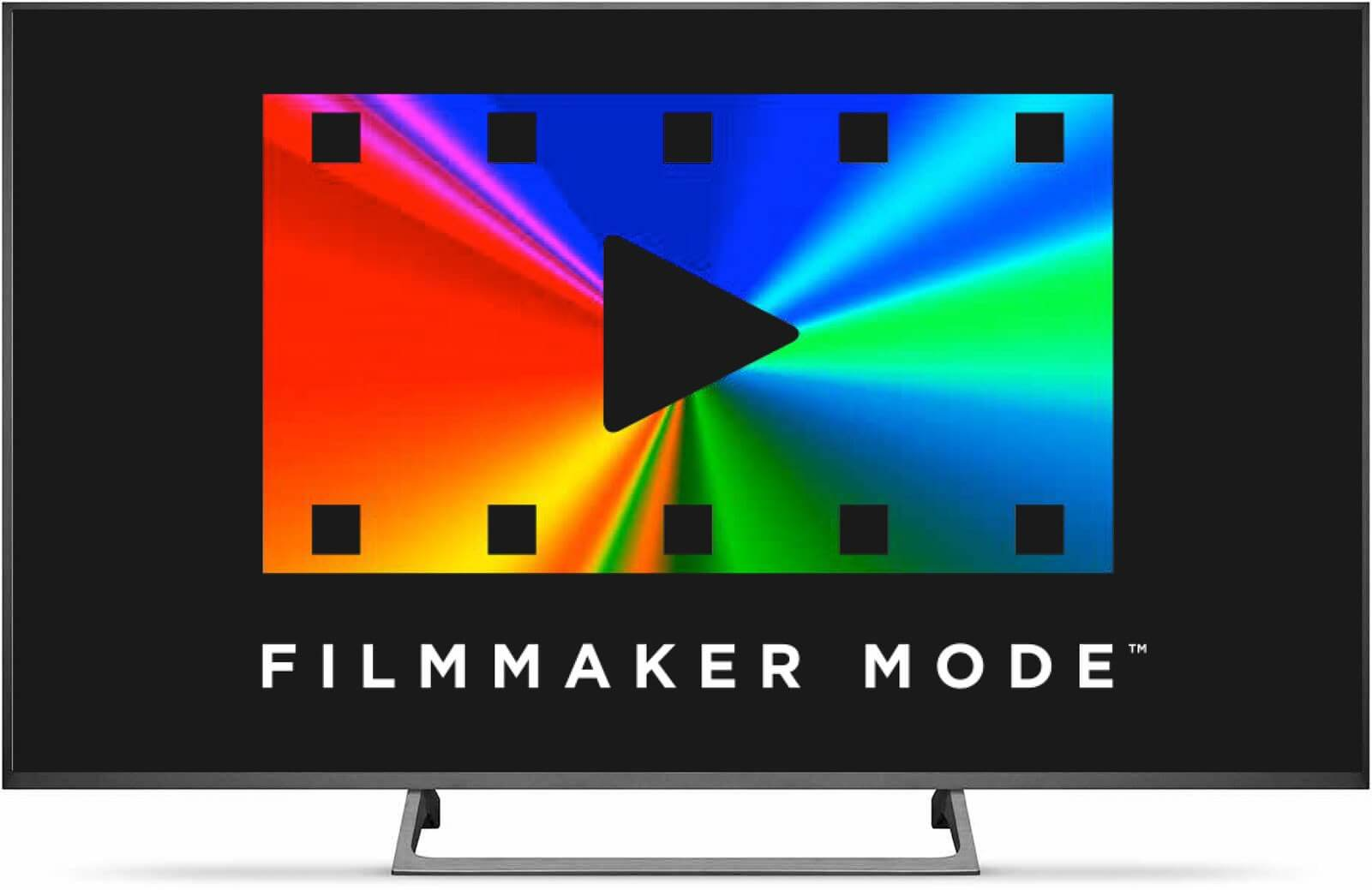 New Filmmaker Mode Coming to TV Sets Next Year