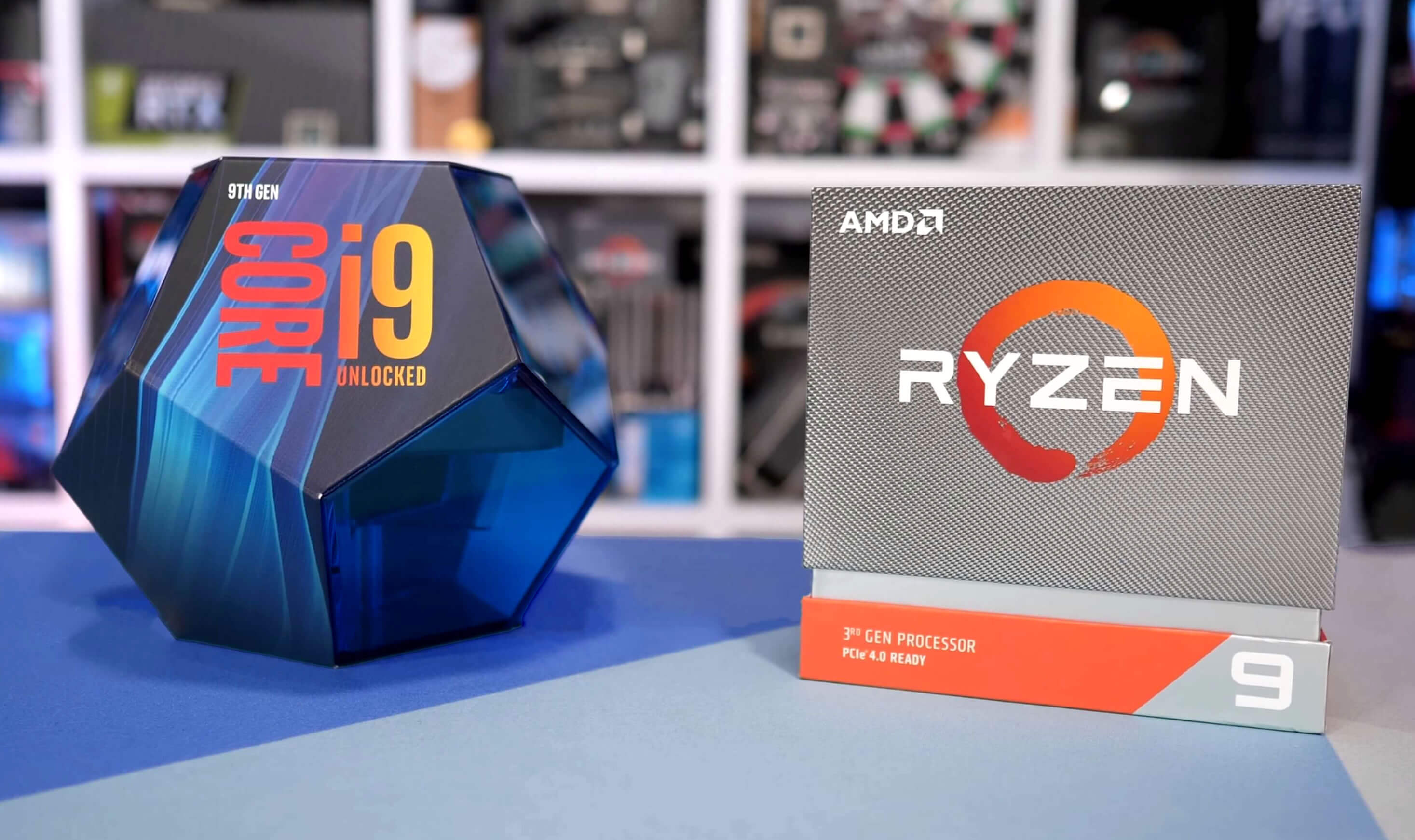 AMD is triumphing over Intel after a decade of second-best