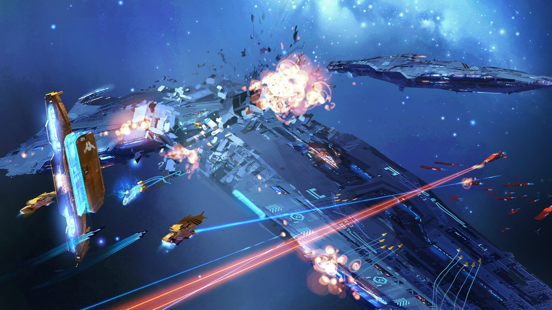Homeworld 3's crowdfunding campaign close to a half-million