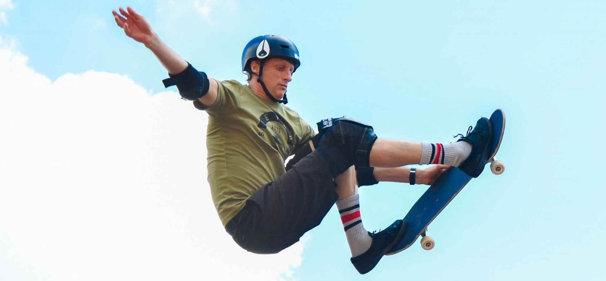 20 years later: Tony Hawk reveals motion capture clip from original Pro Skater game